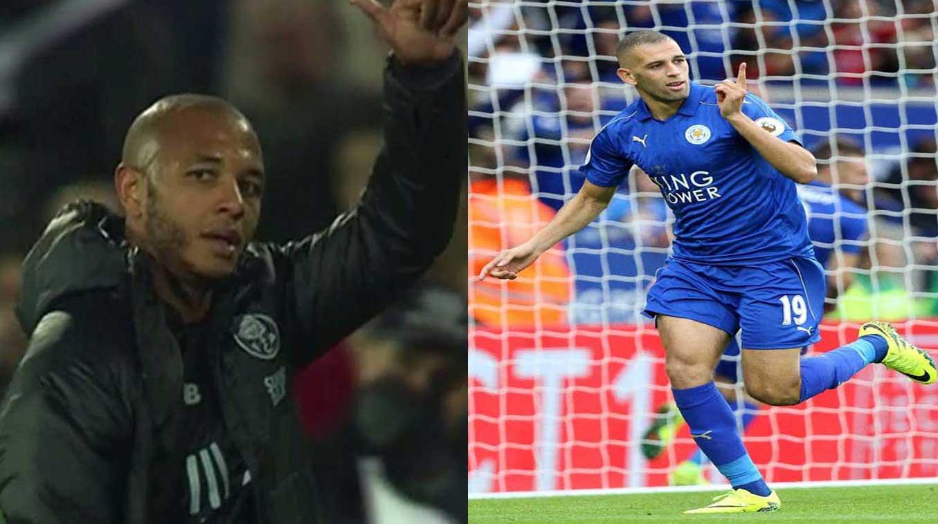 Le doublé de Slimani contre Sheffield Utd, le match de Brahimi contre Moreirense et la passe décisif de Ghezzal contre Metz