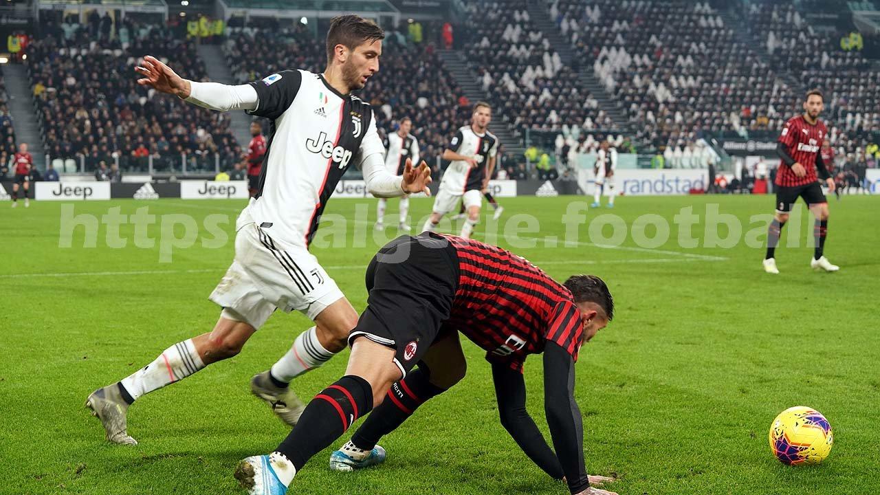Juventus Milan AC 110