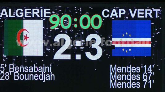 Algerie Cap Vert 111