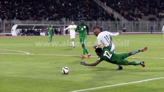 Algerie Nigeria 100