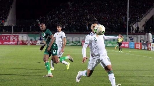 Algerie Zambie 100