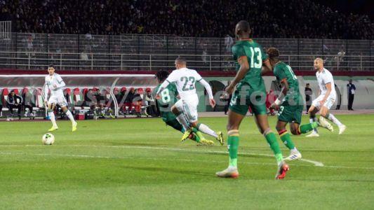 Algerie Zambie 101