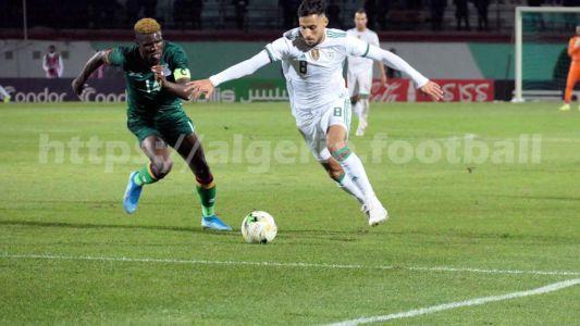Algerie Zambie 105