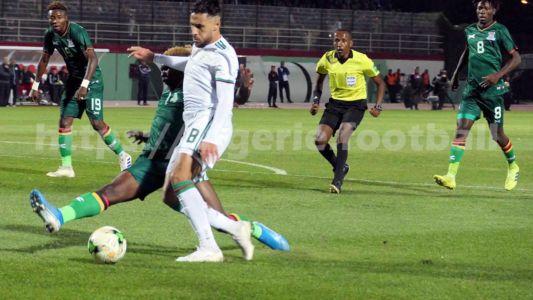 Algerie Zambie 109