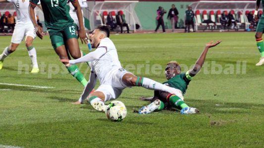 Algerie Zambie 111
