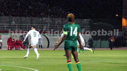 Algerie Zambie 130