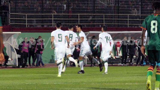 Algerie Zambie 133