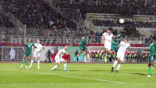 Algerie Zambie 138