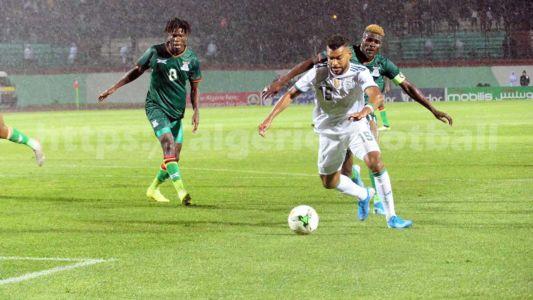 Algerie Zambie 150