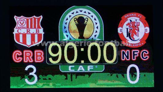 CRB Nkana 100