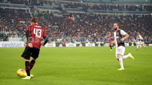 Juventus Milan AC 028