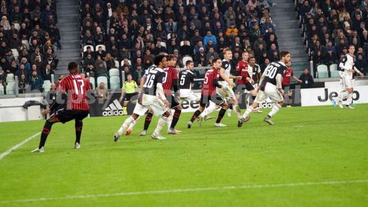 Juventus Milan AC 104