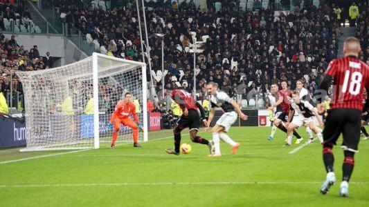 Juventus Milan AC 116