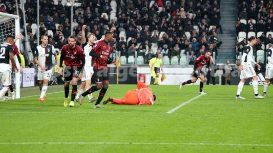 Juventus Milan AC 124