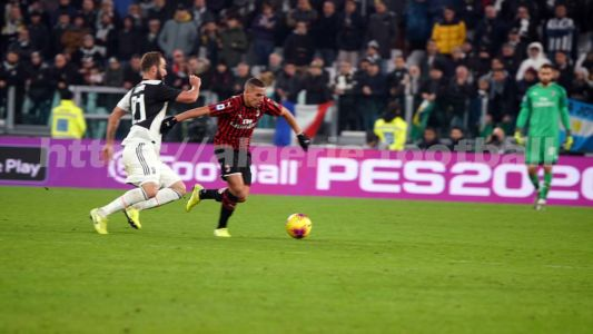 Juventus Milan AC 125