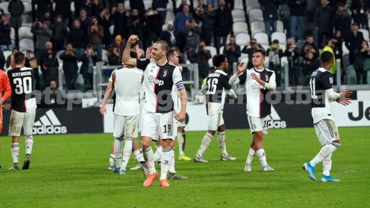 Juventus Milan AC 132