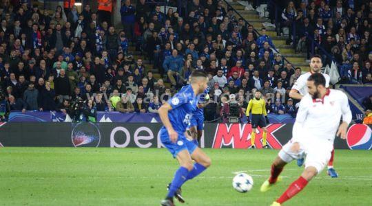 Leicester FCSeville 039