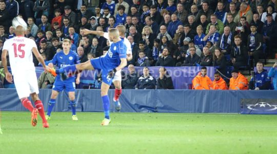 Leicester FCSeville 059