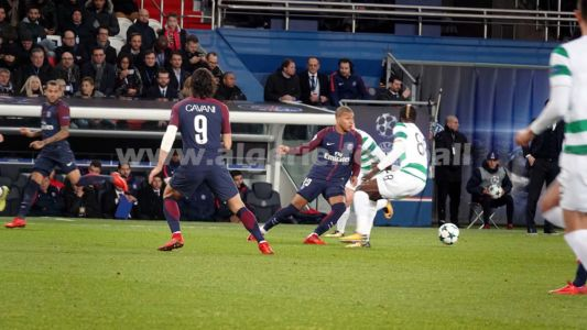 PSG Celtic 100