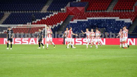 PSG Etoile Rouge 106