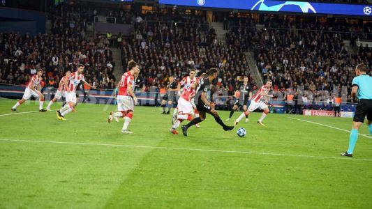 PSG Etoile Rouge 123