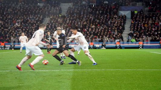 PSG Man United 092