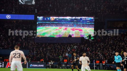 PSG Man United 120