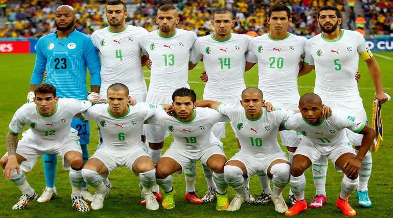 Union arabe de la presse sportive l 39 alg rie meilleure - Algerie allemagne coupe du monde 2014 ...