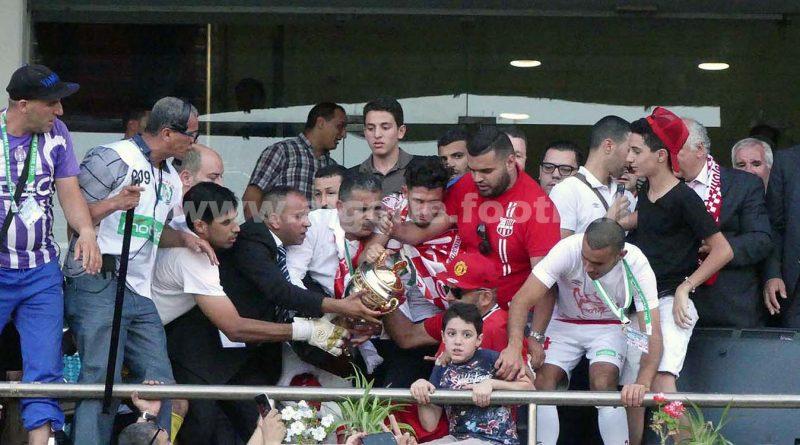 Coupe d'Algérie de football 2019: les 1/4 et 1/2 finales disputés en aller-retour