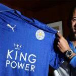 Leicester City confirme la signature d'islam Slimani pour 5 ans