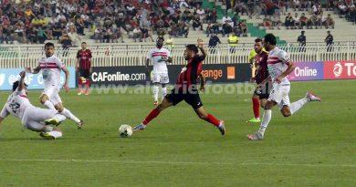 Champions ligue africaine: USMAlger 2 – Zamalek 0 ,  les algérois prennent la tête du groupe