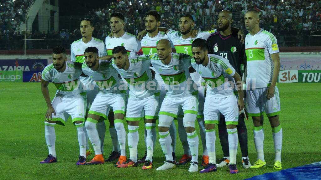 Nigeria 3 – Algérie 1 : Eliminatoires mondial 2018