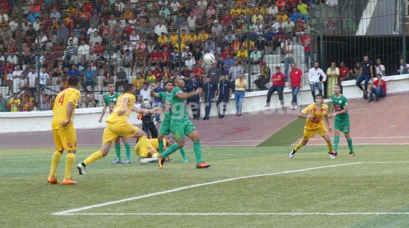 Coupe d`Algérie (16es de finale): trois chocs entre pensionnaires de L1, le tenant du trophée sur du velours