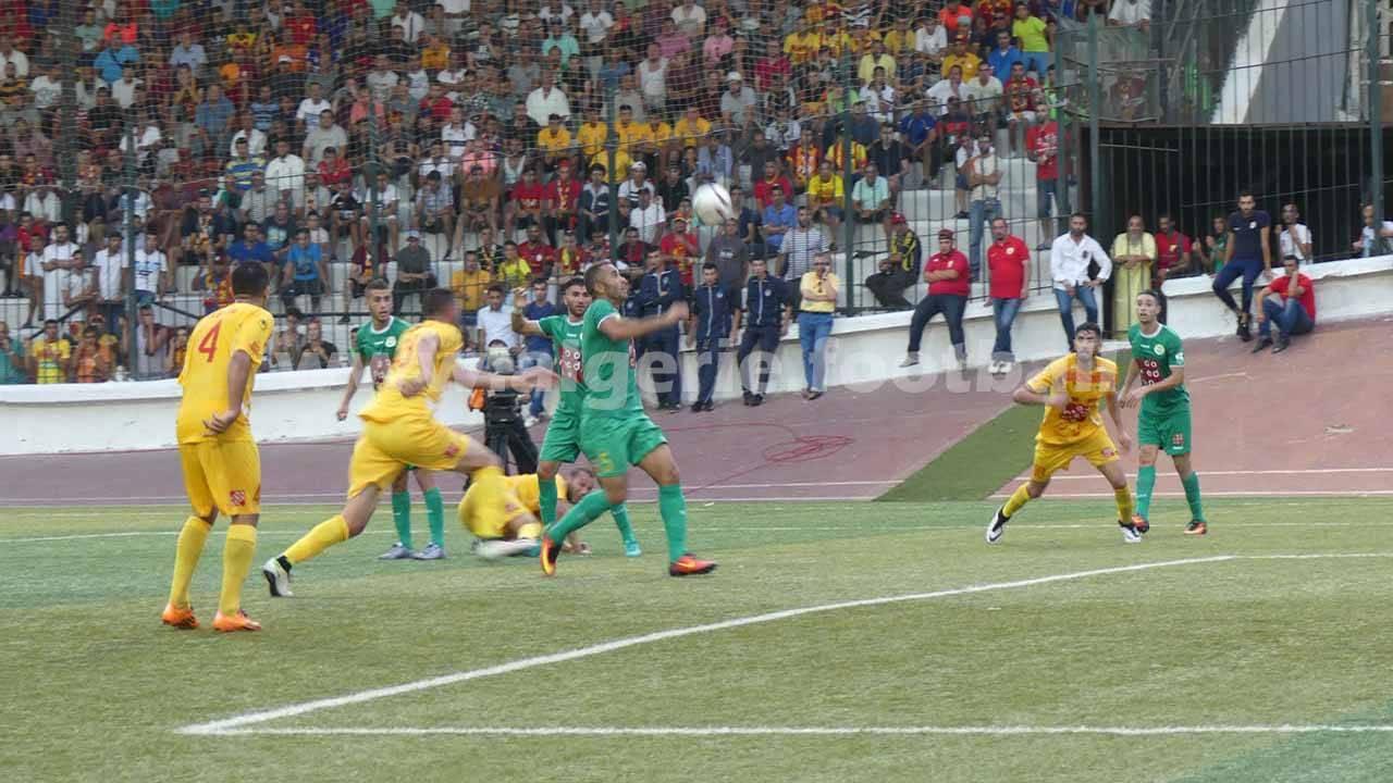 Ligue 1 Mobilis : DRBT-USMB (1-0), NAHD-PAC (1-1), USMBA - JSK (4-1) Algérie football