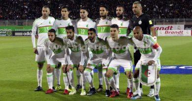 La FIFA sanctionne le nigéria : L'Algérie gagne son match contre le nigéria sur tapis vert