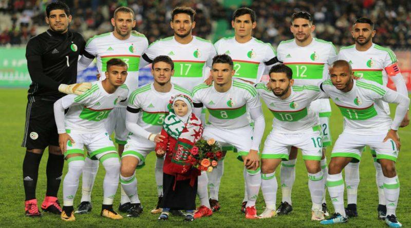 Algérie – République centrafricaine  : Les notes des joueurs