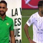Le but de Boudebouz contre Getafe et celui de Mahrez contre Stoke City