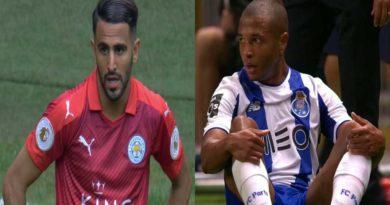 Vidéo : Le but de Riyad Mahrez contre Watfod et le match de Brahimi contre Tondela