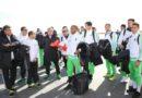 Equipe d'algérie : Les verts débarquent à Constantine sans Bentaleb, qui quitte le stage pour blessure