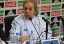 Equipe d'algérie : Madjer déchargé de l'équipe nationale A' ( locaux )
