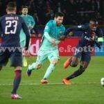 Les buts de Strasboug - PSG , Bayern - Hannover, Barcelone - Bilabo , et Besiktas - Galatasaray