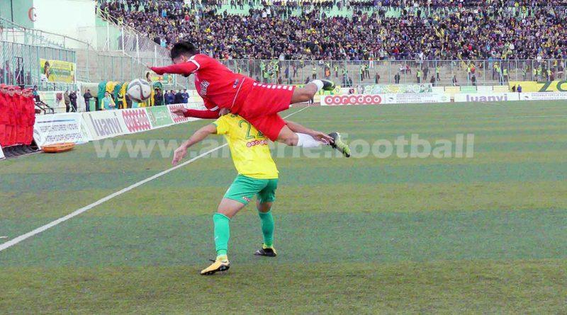 Ligue 1 de Mobilis: la JS Kabylie et le CR Belouizdad, deux clubs dans la tourmente