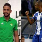 Le but de Brahimi contre Guimaraes et la passe décisive de Boudebouz contre le FC Seville