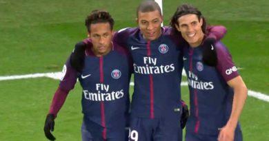 Vidéo : La Balade de Paris Saint Germain face à Dijon (8/0)