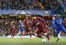 Les images du match entre Chelsea et le FC Barcelone, en 1/8 éme de finale de la champions ligue
