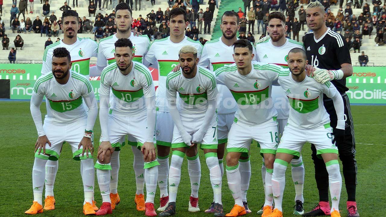 Iran alg rie d part des verts ce dimanche en autriche - Service a the algerien ...