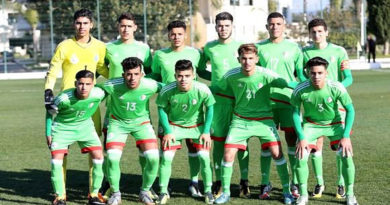 Eliminatoires/CAN-2019 (U-20): 28 joueurs pour la double confrontation face à la Tunisie