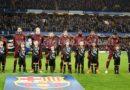 FC Barcelone : la clause de départ d'Umtiti refixée à 500 M EUR