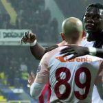 """Feghouli 3 fois passeur dé""""csif et Bentaleb impliqué  dans le but de Schalke04"""