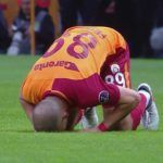 But de Feghouli face à Trabzonspor